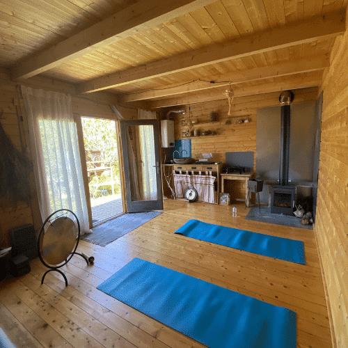 retraite yoga meditation mercantour