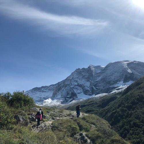 Retraite Yoga Randonnée Savoie