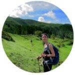 Amelie Verdebout Randonnee accompagnatrice en montagne Alpes maritimes