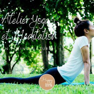 Atelier Yoga & Méditation en pleine nature