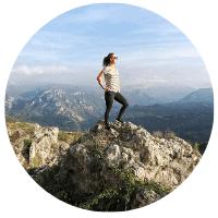 ludivine truan happy trek fondatrice