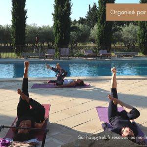 Stage de Yoga et d'Ayurvéda dans le Gard France