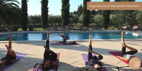 Stage de Yoga dans le Gard occitanie france