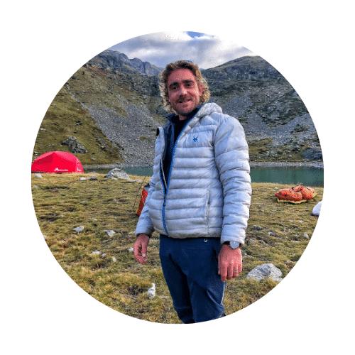 Thibaut Vion rando paca accompagnateur en montagne