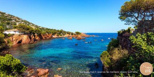 Weekend Détente et Yoga sur la Côte d'Azur