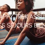 assurance organisation de séjours bien être agence de voyage happy trek