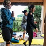 avis weekend yoga alpes maritimes happy trek