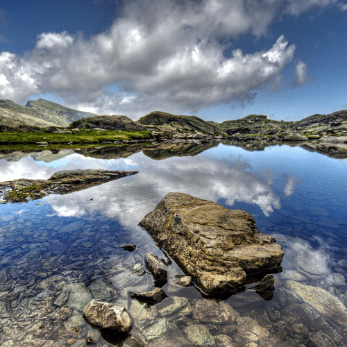 bivouac lac mercantour
