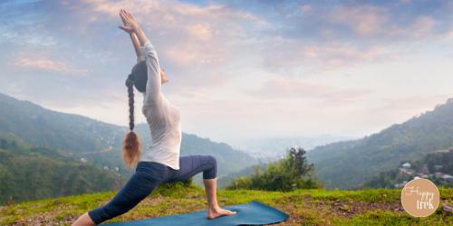 Weekend Yoga côte d'azur séjour dans l'arrière pays niçois