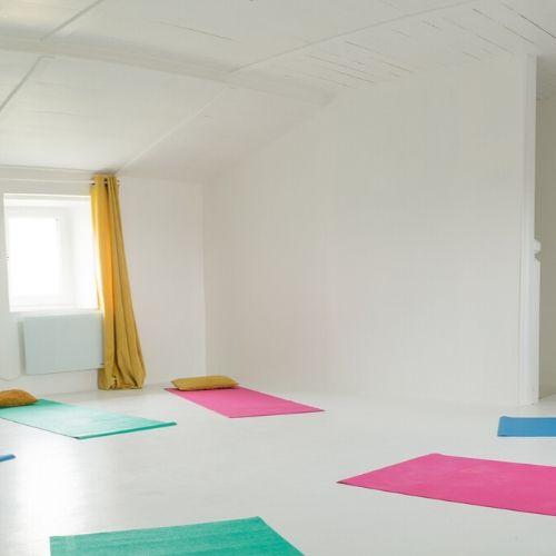 la tambourinerie vendee séjour yoga