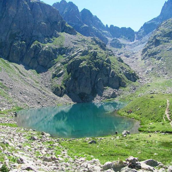lac autier randonnée mercantour