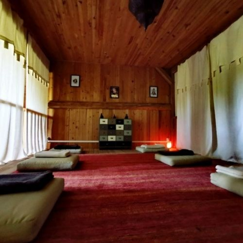 lieu pour Retraite Yoga dans les Vosges