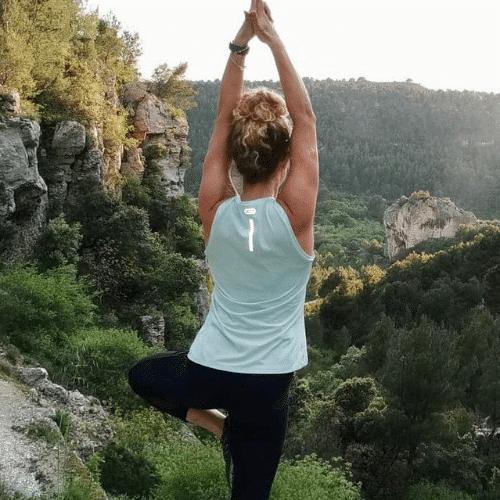 Provence yoga dans le Lubéron