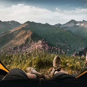 randonnée bivouac montagne