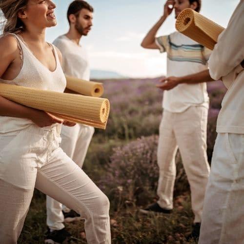 recrutement coach prof de yoga retraite de yoga
