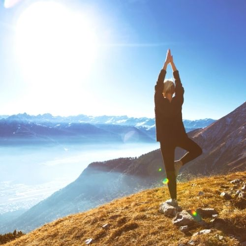 Retraite de Yoga dans les Pyrennees et féminin sacré