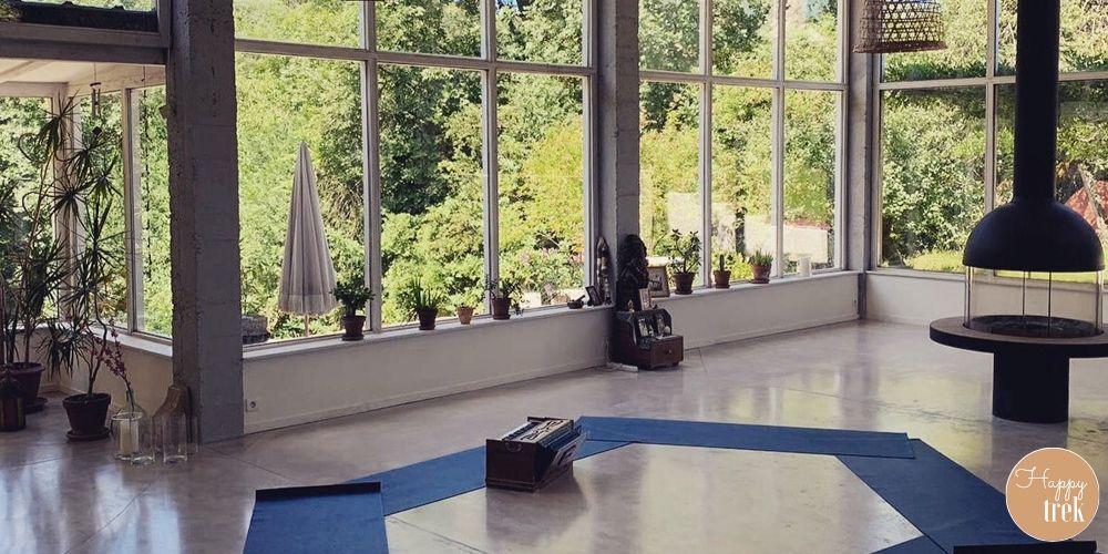 Retraite de Yoga et Ouverture du Cœur dans le Haut Languedoc