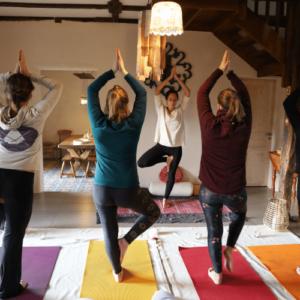 Retraite Yoga en Bretagne : chakra, yoga et voyage sonore