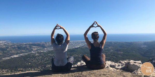 Retraite Yoga côte d'azur séjour dans l'arrière pays niçois