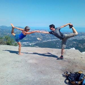 Séjour Yoga alpes maritimes