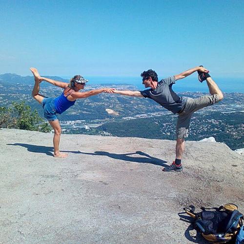 Retraite Yoga côte d'azur dans l'arrière pays niçois