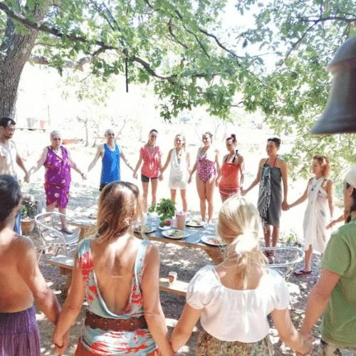 retraite yoga dans le sud var provence