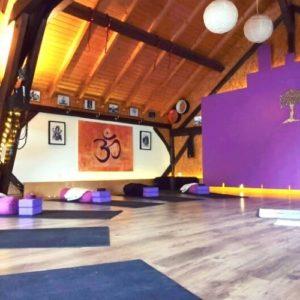 Retraite Yoga dans les Vosges