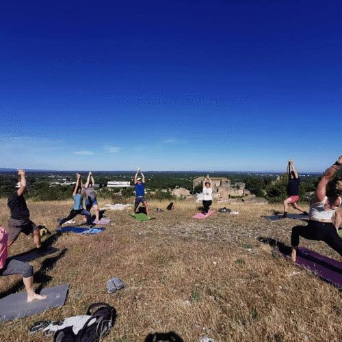 retraite yoga Lubéron Provence
