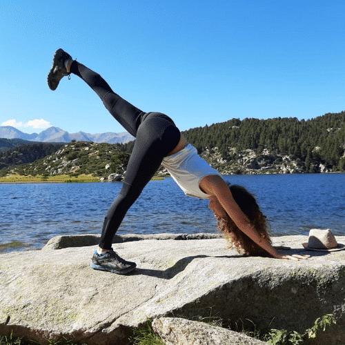 retraite de yoga pyrénées avec randonnée