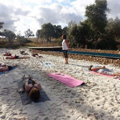 séjour yoga et meditation portugal