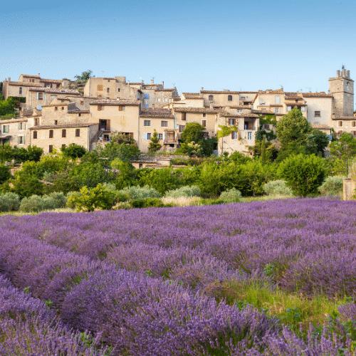 séjour bien être Lubéron Provence vacances