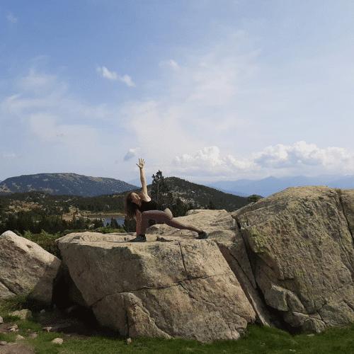 séjour randonnée et yoga en montagne dans les pyrénées