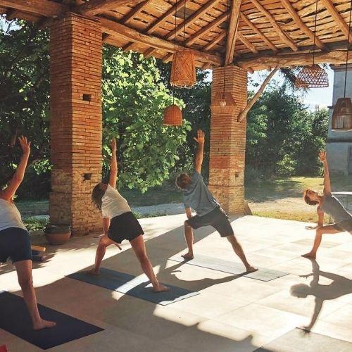 séjour yoga bien etre toulouse sud ouest