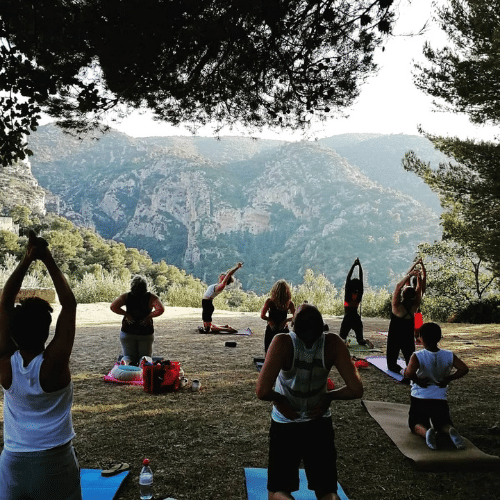 séjour Yoga dans le lubéron en Provence