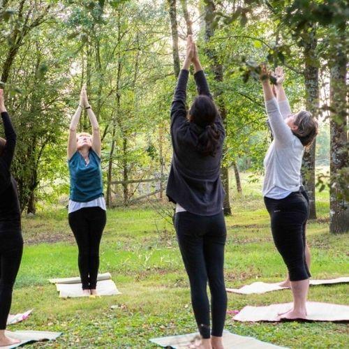 Séjour Yoga en Vendée avec massage et atelier éco-cosmétiques