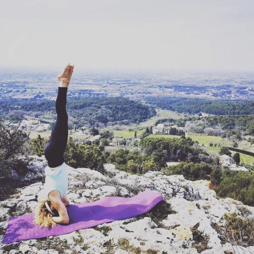 Séjour Yoga et randonnée dans le Lubéron