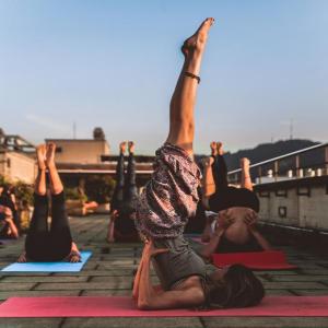 séjour yoga france sud happy trek
