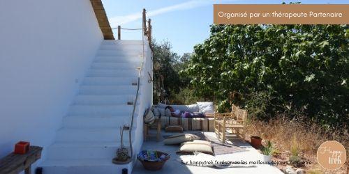 séjour yoga sylvothérapie et méditation au portugal
