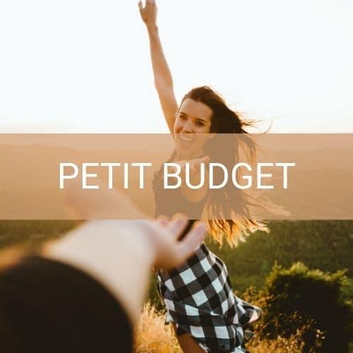 séjours petits budget en France