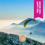weekend parapente et yoga méditerranée