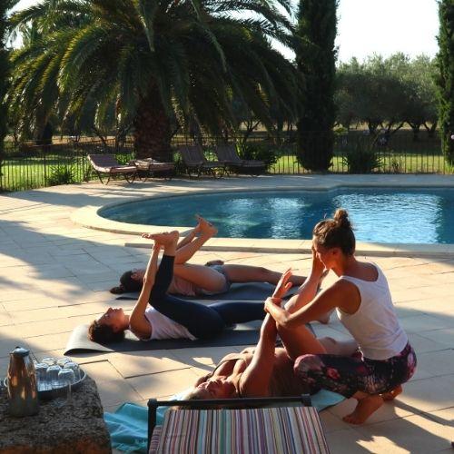 Séjour Yoga dans le gard