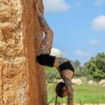 Stage Yoga Escalade à Fontainebleau au cœur de la forêt !