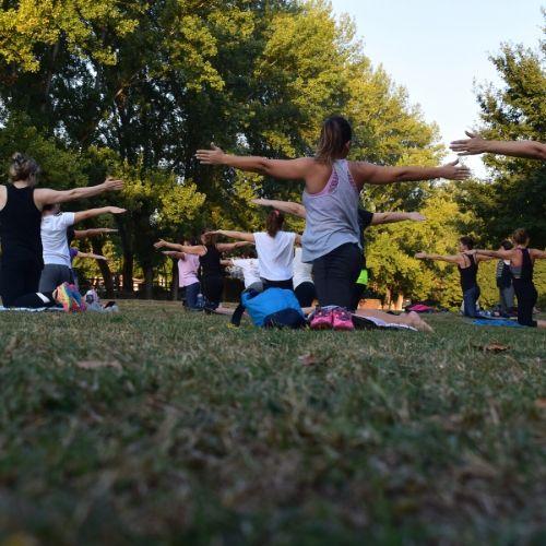 stage yoga et huiles essentielles dans les Cévennes