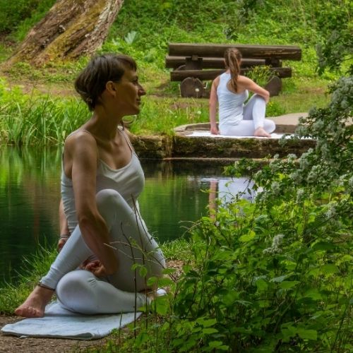 Stage yoga en vendée