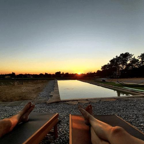 Vacances détente Lubéron bien-être Provence
