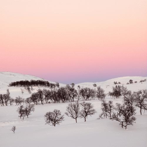 weekend aventure hiver mercantour