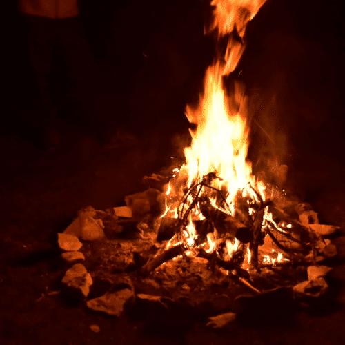 weekend bushcraft initiation a la survie