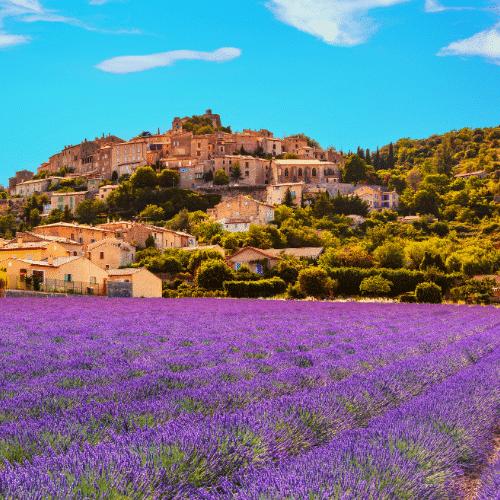weekend dans le Lubéron sud de la France séjour bien être