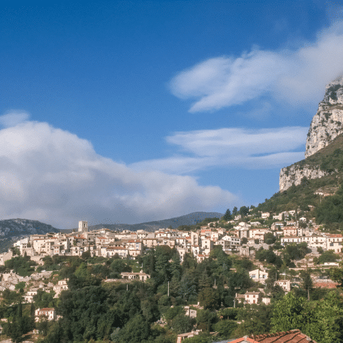weekend yoga arriere pays nice cote d'azur