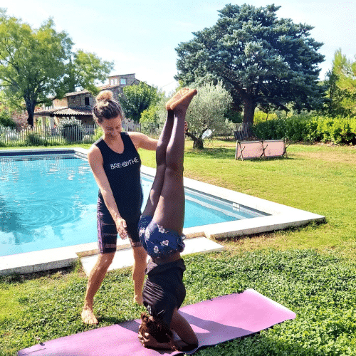 Weekend Yoga dans le Lubéron